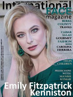 Emily Fitzpatrick magazine