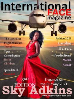 Sky Adkins magazine III