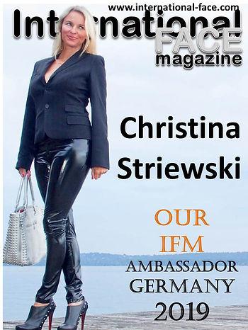 new tips IFM 2019 ambassadors Christina