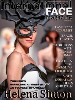 Helena Simon magazine