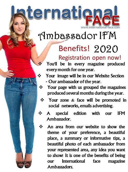AMBASSADOR 2020