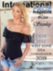 new tips IFM 2019 ambassadors Lisa A cop