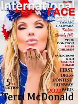 Terri Mcdonald 5th magazine