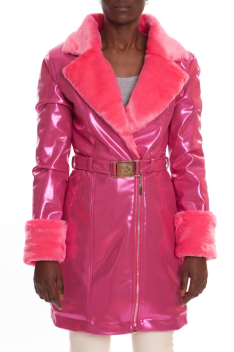 Fur Coat Pink CRYSTAL PINK