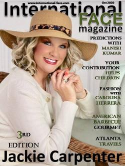 Jackie Carperter magazine II