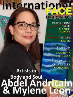 Mylene Leon magazine II