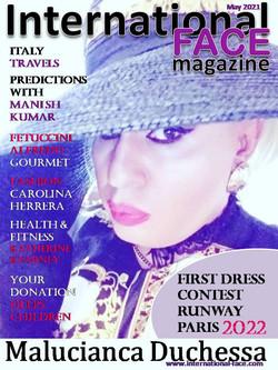 Malucianca Duchessa magazine