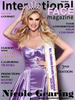 Nicole Gearing magazine II