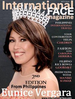 Eunice Vergara magazine