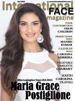 Maria Postiglioni magazine