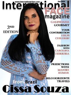 Cissa Souza magazine II