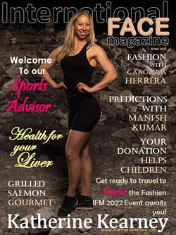 Katherine Kearney magazine