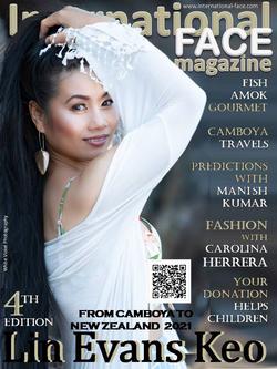 Lin Evans Keo magazine IV