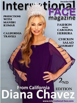 Diana Chavez magazine