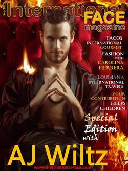 AJ Wiltz magazine 3rd Edition