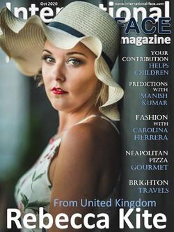 Rebecca Kite magazine