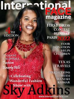 Sky Adkins magazine IV