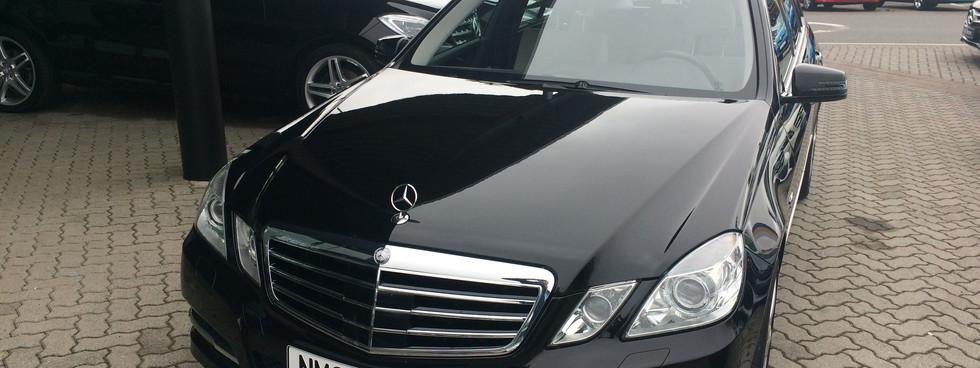Mercedes-Benz E350 CDI 4-matic