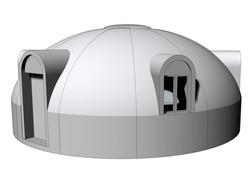 Basic Dome-V2 window