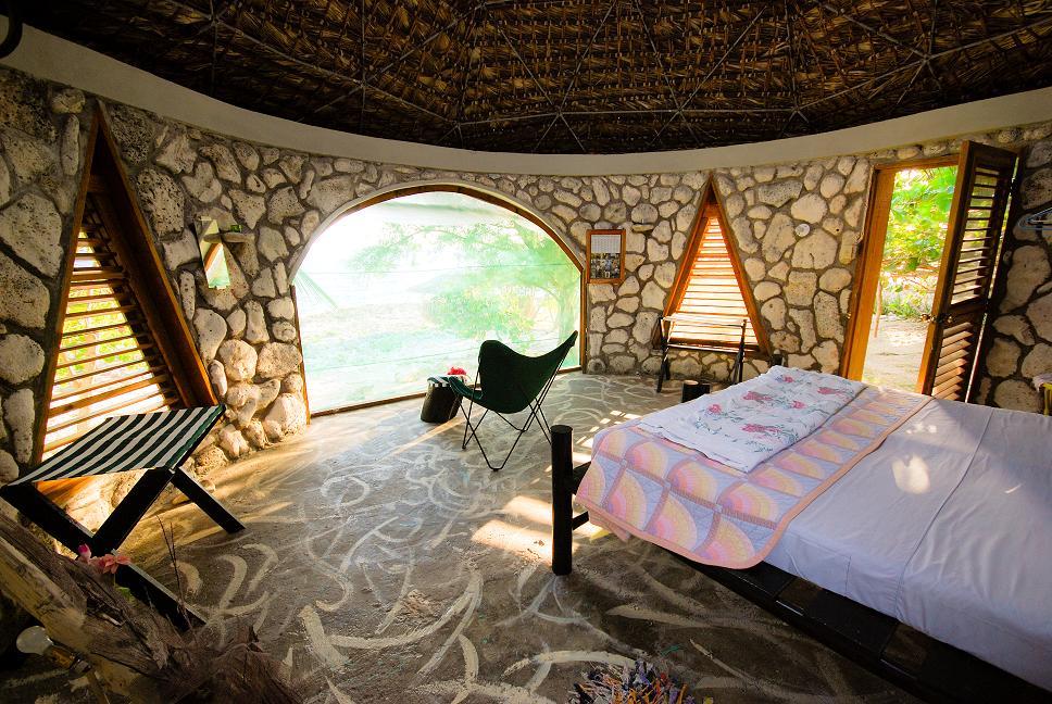 Cottage Dome Bedroom