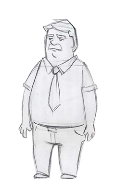 Executive sketch