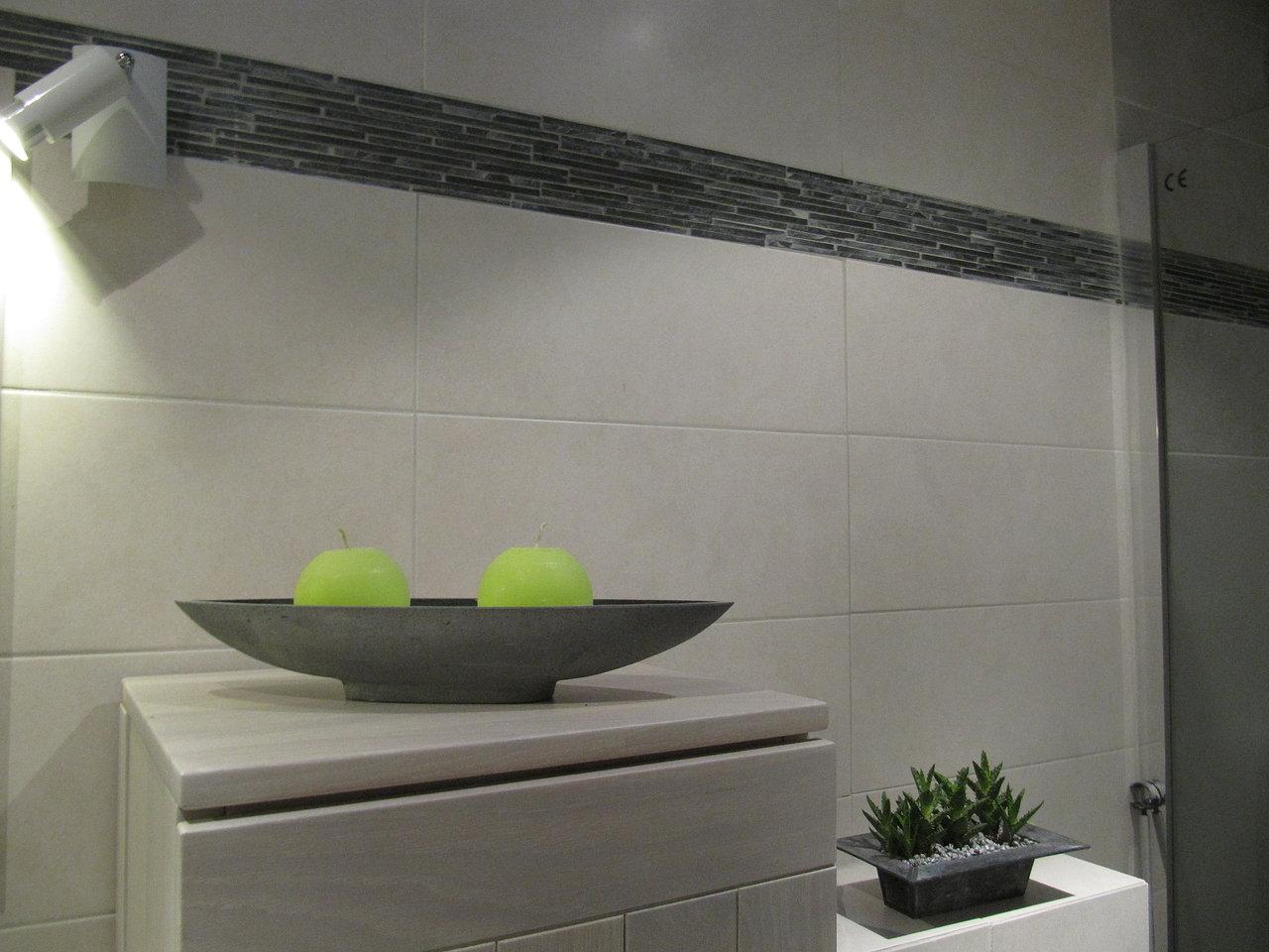 création de salle de bain