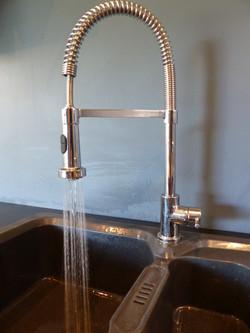Mitigeur évier avec douchette