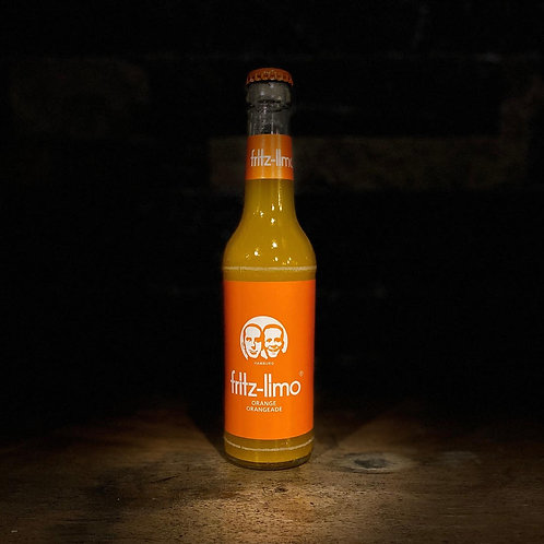 Fritz Limonade Orange