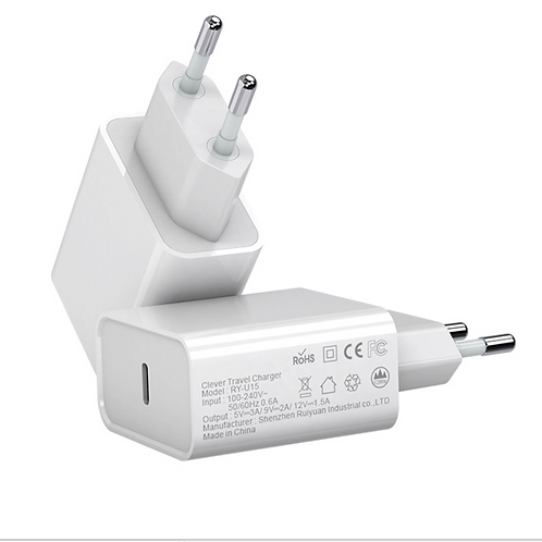 Chargeur - iPhone 11 - Blanc