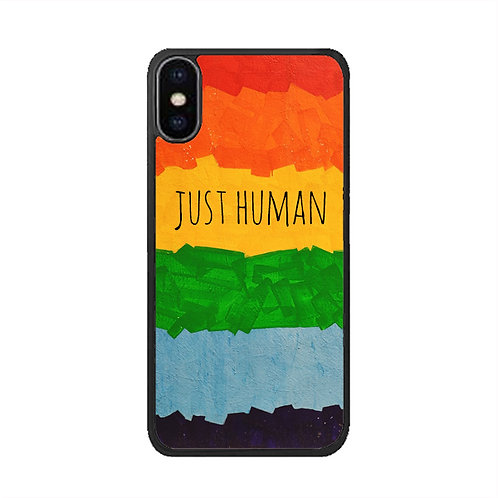 "Coque Rigide ""Humanity"""