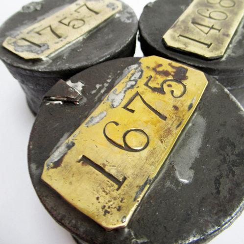 LB&SCR Pay Tins