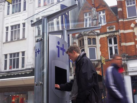 i-Plus Kiosk