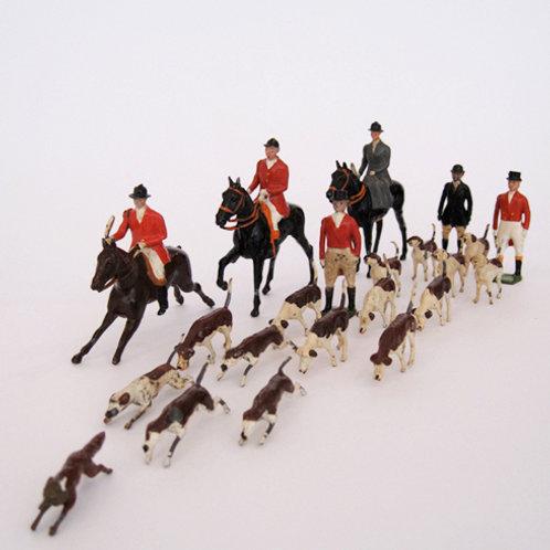 Britains Hunt Set 03