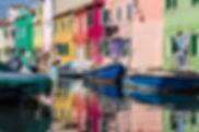 Burano colori Venezia