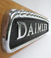Daimler Bus Badge