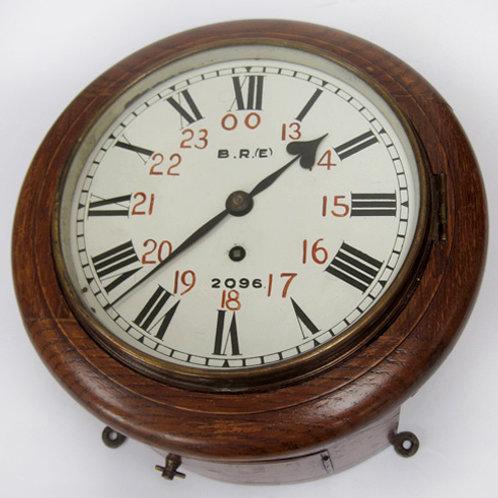 GER 8 inch wall clock