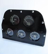 BR Class 37 Loco Cab Control Panel