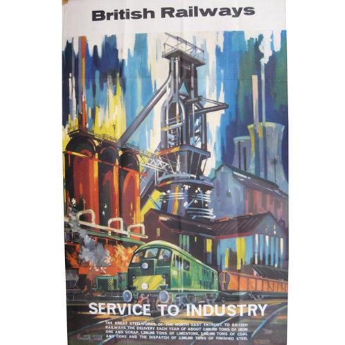 British Railways Service to Industry