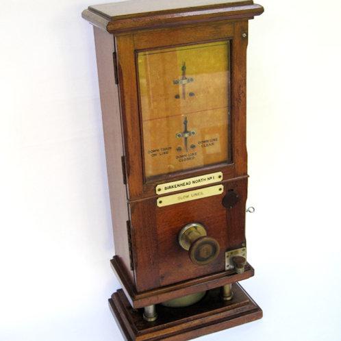 LNWR Block Instrument