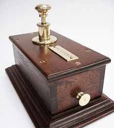 LB&SCR Bell Push_Sold