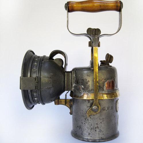 GWR Carbide Lamp