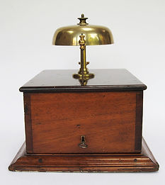 Tyer & Co Block Telegraph Bell
