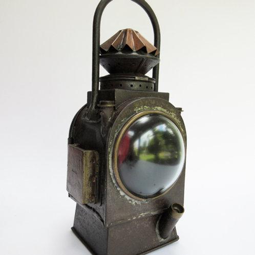 MGWR Broad Gauge Loco Lamp