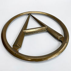 Atkinson Lorry Badge