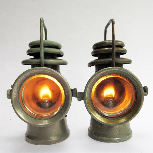 Brown Bros 'Veena' Automotive Lamps