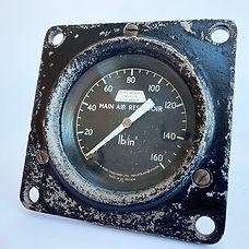 BR Class 25 loco gauge