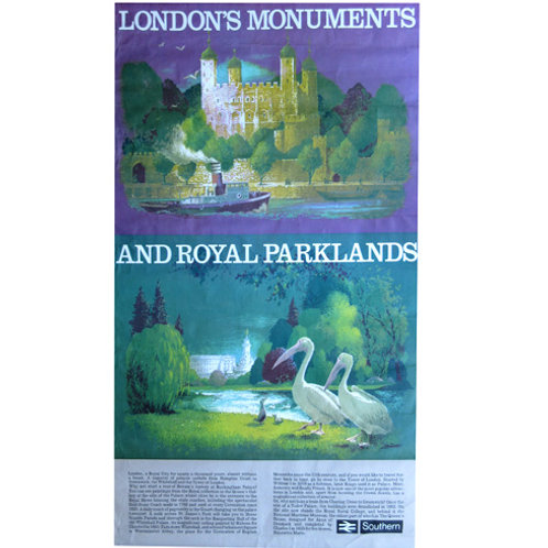 Londons Monuments And Royal Parklands