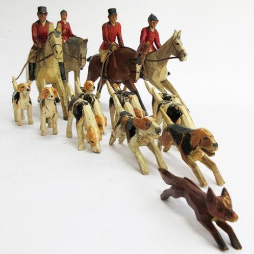 The Forest Toys - Hunt Set G