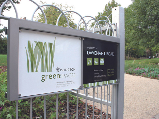 Islington Greenspaces