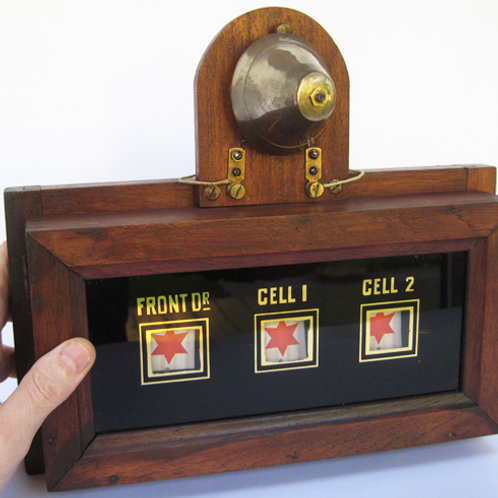 Edwardian Butlers Bell Box